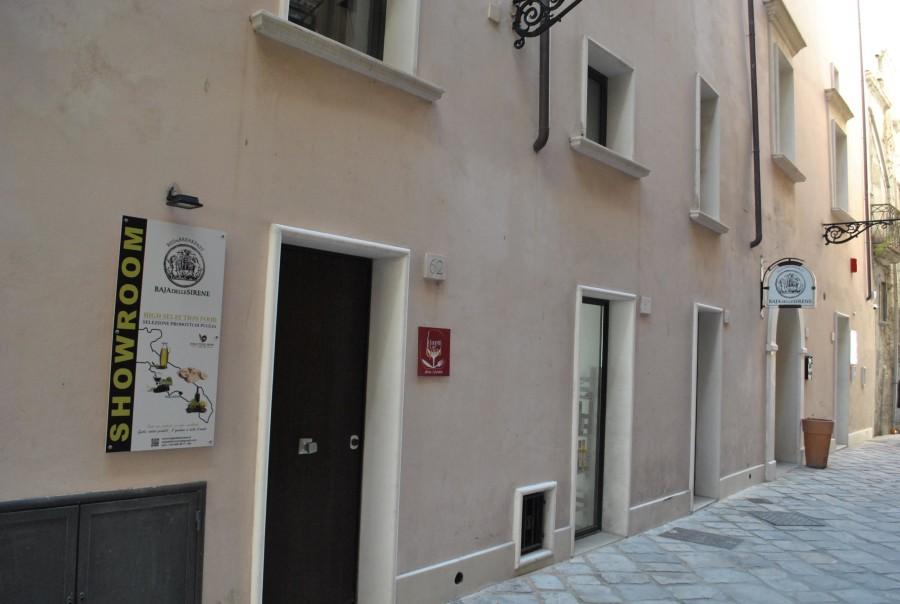 B&B Baja delle Sriene Taranto -Struttura_2